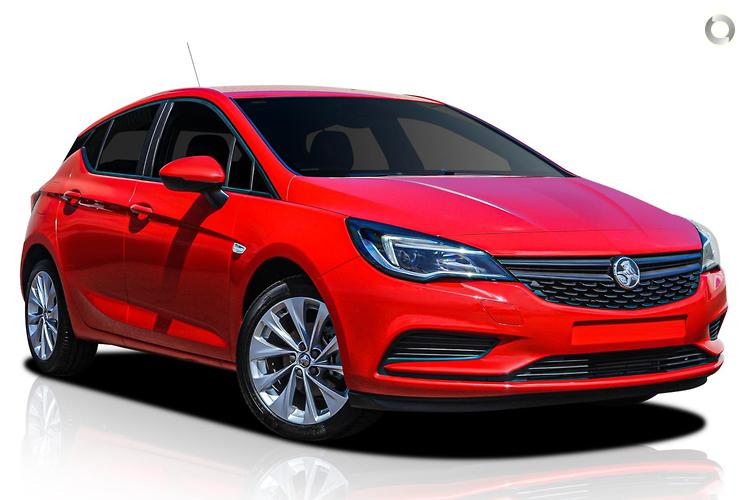2019 Holden Astra BK R+ MY19 Sports Automatic