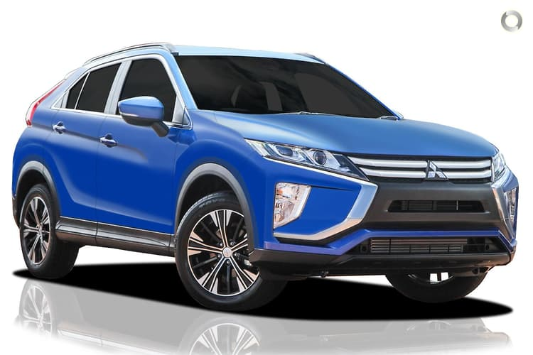 2019 Mitsubishi Eclipse Cross YA ES MY19 Constantly Variable Transmission 2WD