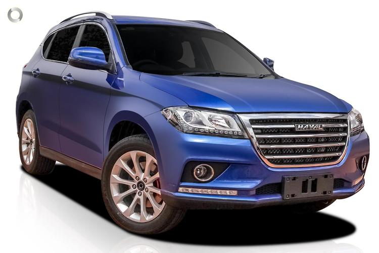 2019 Haval H2 (No Series) City Sports Automatic 2WD (Feb.)