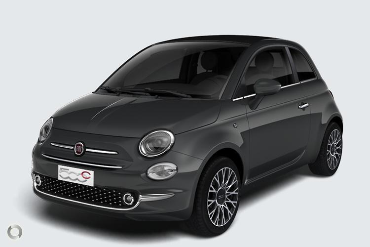 2019 Fiat 500C Series 7 Club Dualogic (Sep.)