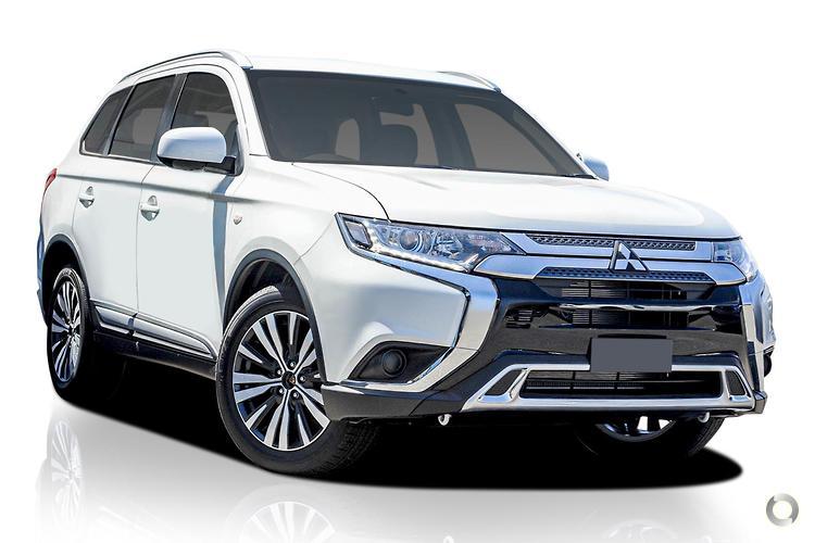2019 Mitsubishi Outlander ZL ES MY19 2WD