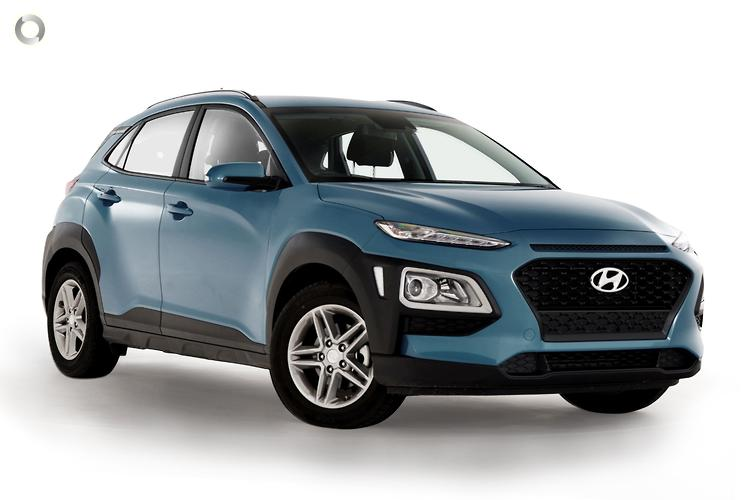 2019 Hyundai Kona OS.2 Active MY19 Sports Automatic 2WD