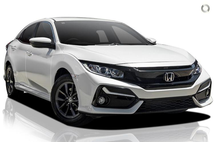 2019 Honda Civic 10th Gen VTi-S MY20 Constantly Variable Transmission