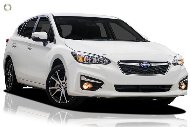 2019 Subaru Impreza G5 2.0i-L MY19 Lineartronic CVT All Wheel Drive