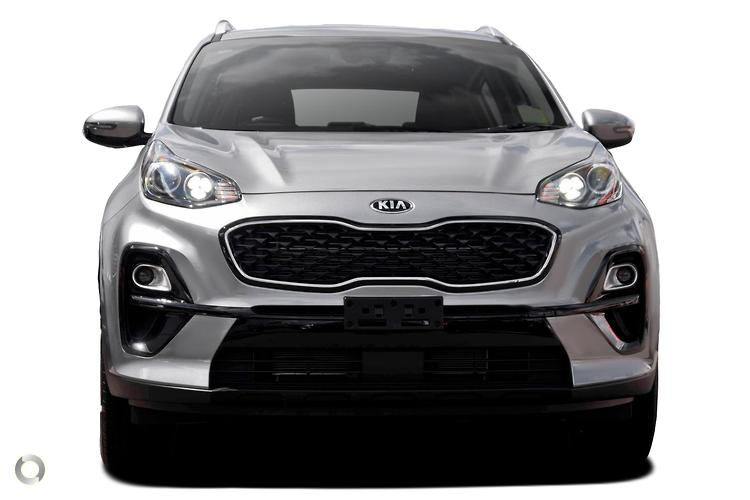 2019 Kia Sportage S Manual 2WD MY20