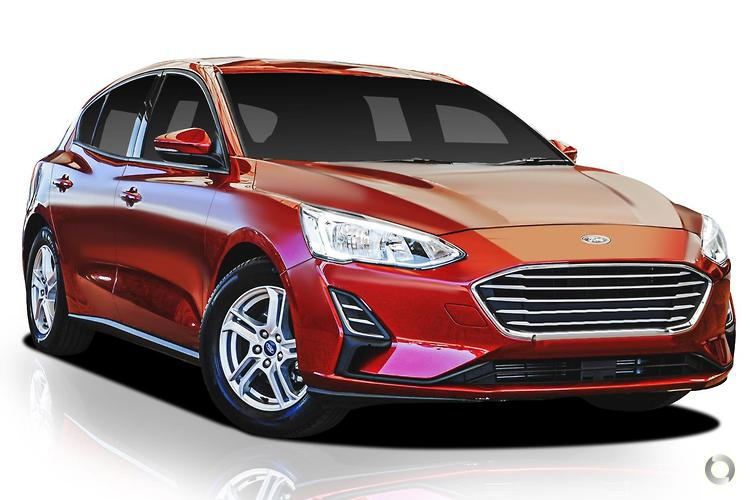 2019 Ford Focus SA Ambiente MY19.75