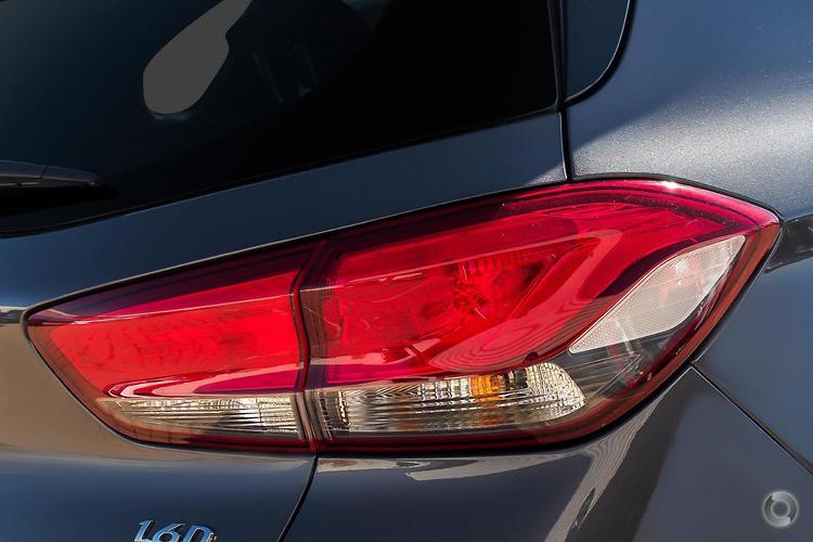2019 Hyundai i30 Active Auto MY19