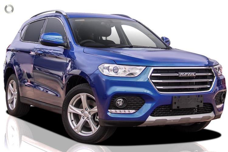 2019 Haval H2 (No Series) Premium MY20 Sports Automatic 2WD