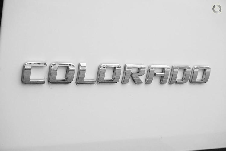 2014 Holden Colorado LS RG Manual 4x4 MY15