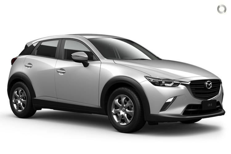 2021 Mazda CX-3 DK Neo Sport SKYACTIV-Drive FWD (Nov. 2020)
