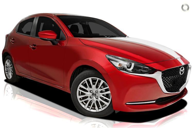 2021 Mazda 2 DJ Series G15 Evolve SKYACTIV-Drive (Nov. 2019)