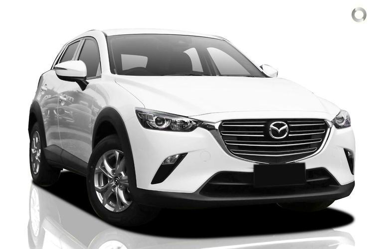 2021 Mazda CX-3 DK Maxx Sport SKYACTIV-MT FWD (Nov. 2020)