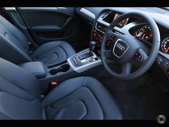2011 Audi A4 Auto MY12