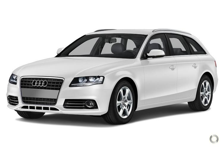 2011 Audi A4 B8 MY12 multitronic