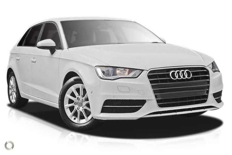2015 Audi A3 8V Attraction MY15