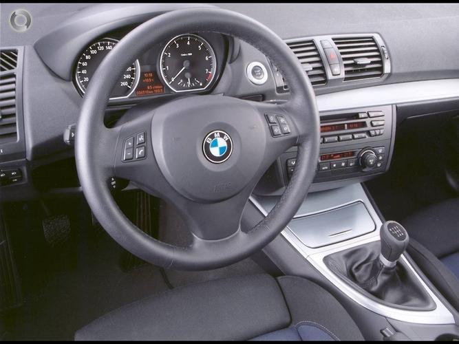 2006 BMW 1 Series 130i Sport E87 Auto