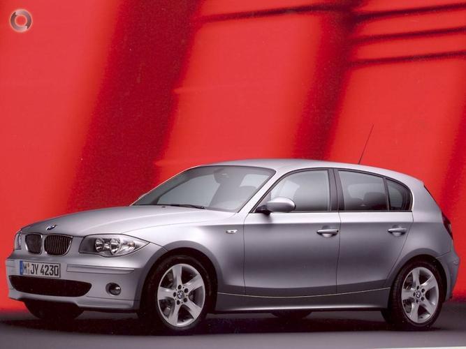 2006 BMW 130i E87 Sport (Sep. 2005)