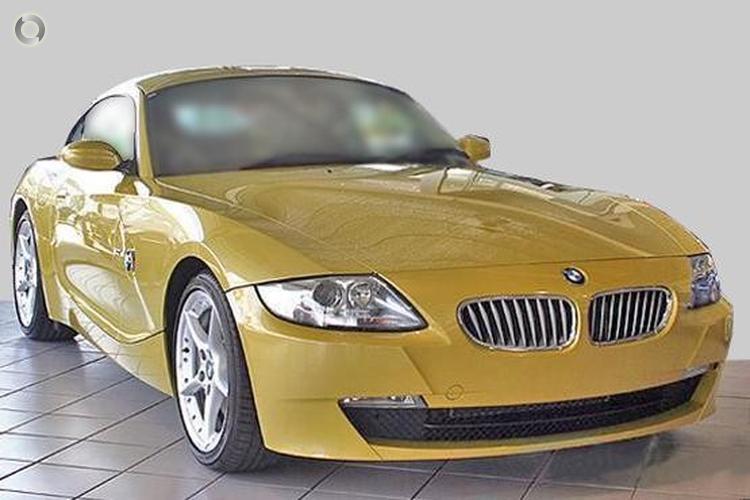 2009 BMW Z4 E86 MY07 Steptronic