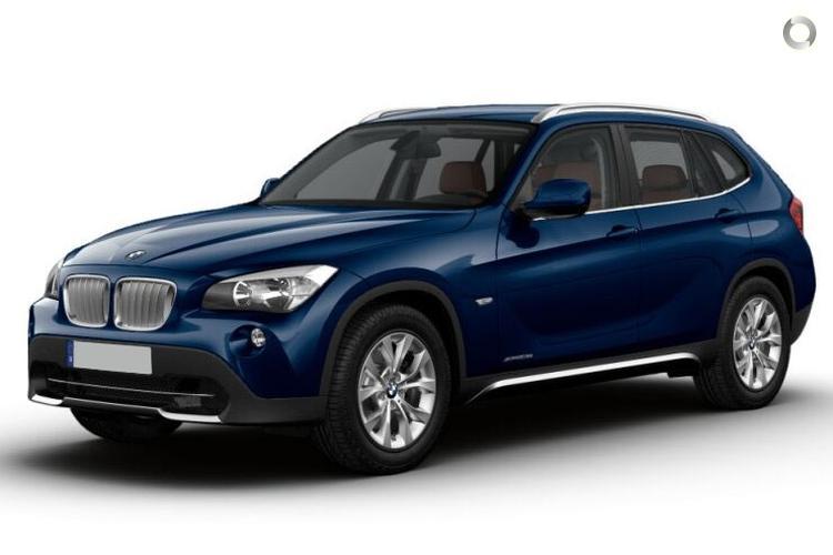 2012 BMW X1 E84 xDrive23d MY12 All Wheel Drive