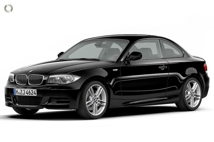 2012 BMW 1 Series E82 LCI 135i M Sport MY12 Double-Clutch Transmission