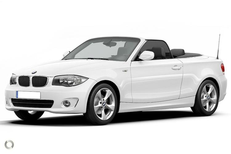2012 BMW 1 Series E88 LCI 125i MY12 Steptronic