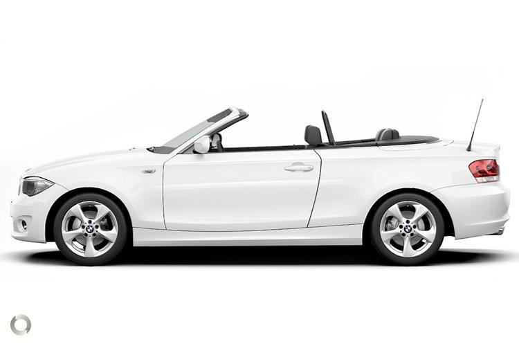 2012 BMW 1 Series 125i E88 LCI Auto MY12