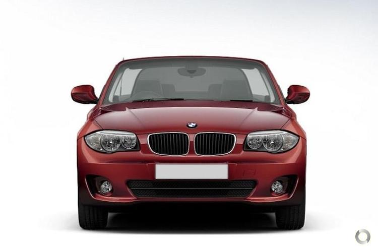 2013 BMW 1 Series E88 LCI 123d MY13 Steptronic