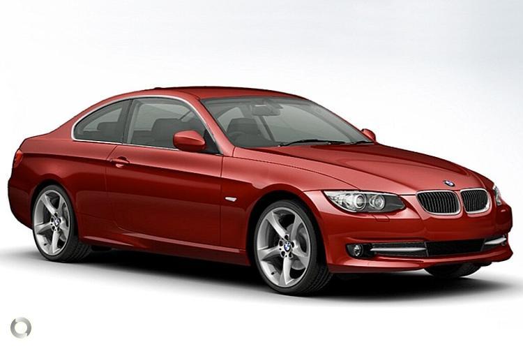 2013 BMW 3 Series E92 325i High-line MY13.5 Steptronic