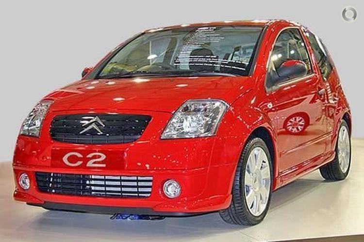 2008 Citroen C2 VTR Auto MY06