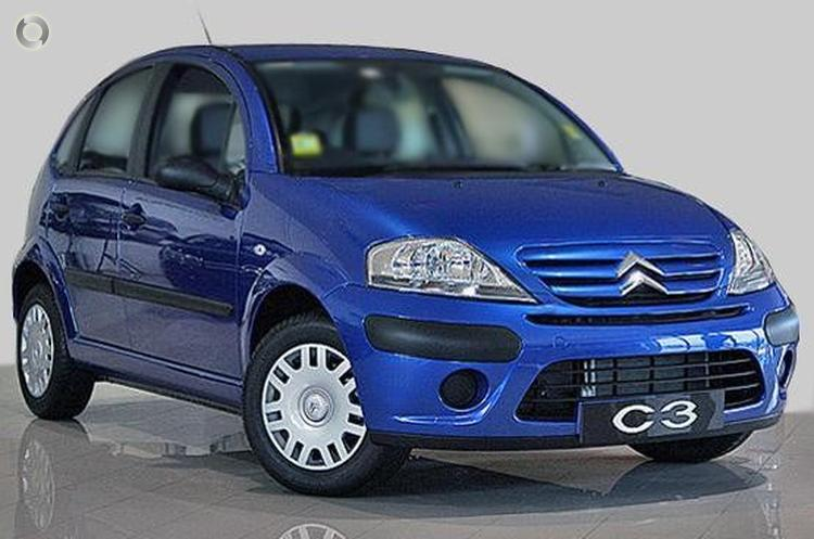 2009 Citroen C3 (No Series) SX (Jan. 2006)