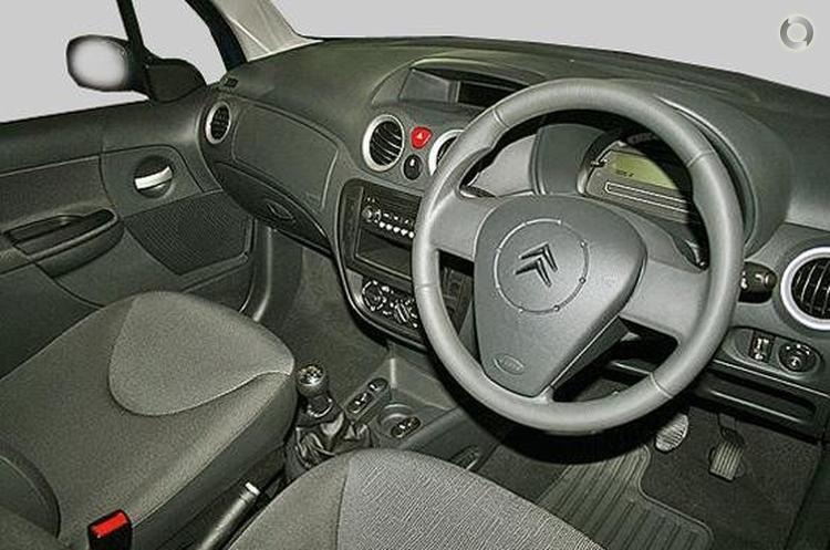 2008 Citroen C3 SX Manual