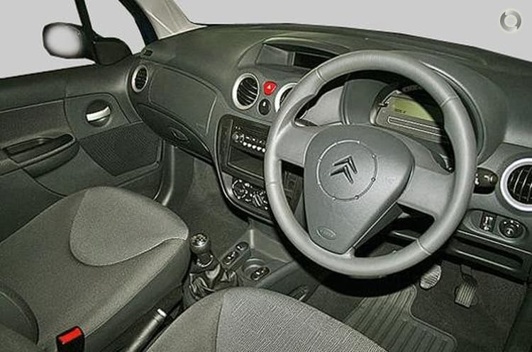 2009 Citroen C3 SX Manual