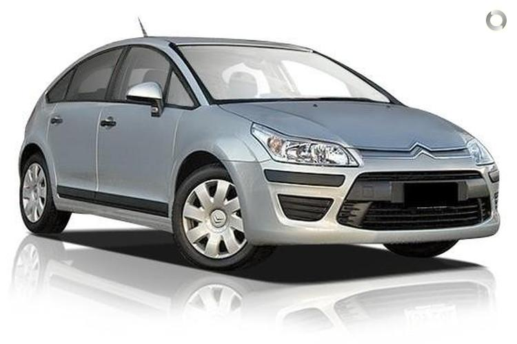 2009 Citroen C4 (No Series) VTi MY09