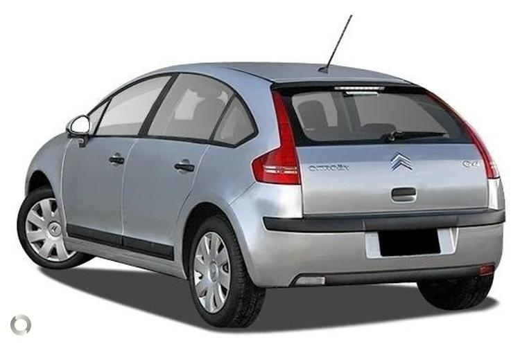 2009 Citroen C4 VTi Manual MY09