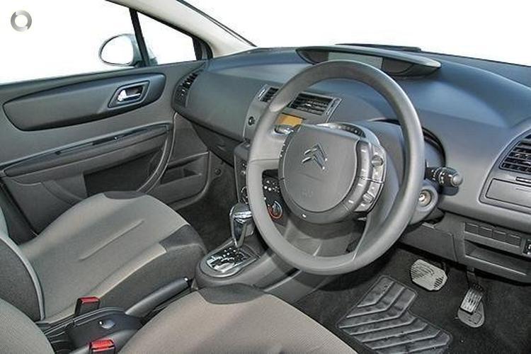 2009 Citroen C4 VTi Manual MY09