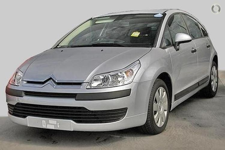 2009 Citroen C4 (No Series) (Apr. 2005)