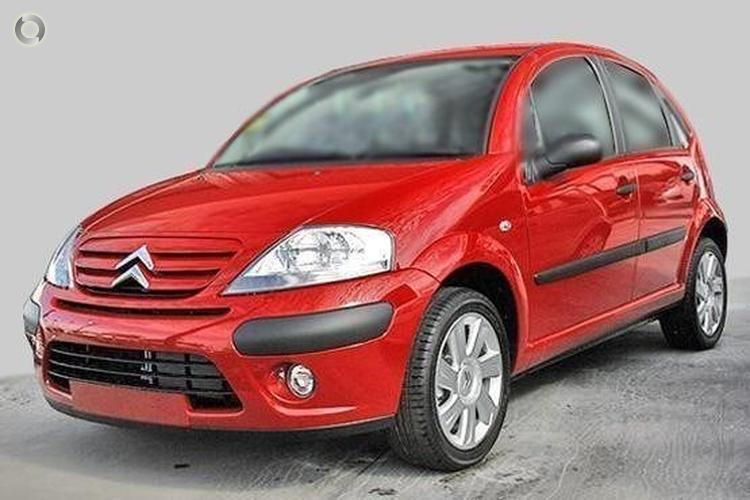 2010 Citroen C3 (No Series) Exclusive Sports Automatic (Jan. 2006)