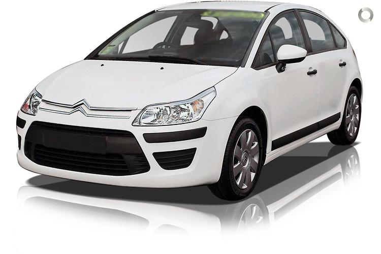 2010 Citroen C4 VTi Manual MY09