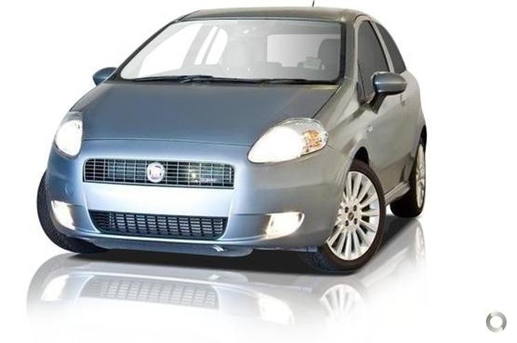 2009 Fiat Punto (No Series) Sport Turbo (Jan. 2008)