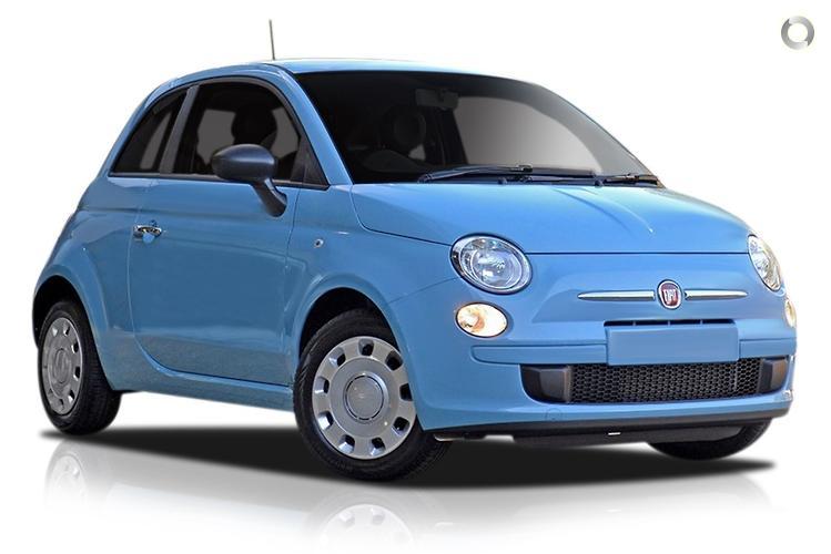 2014 Fiat 500 Series 1 Pop (Jun. 2013)