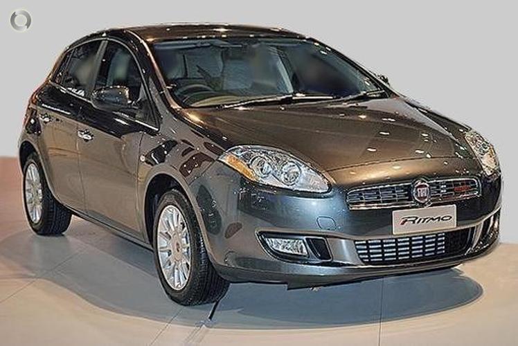 2009 Fiat Ritmo (No Series) Emotion (Feb. 2008)