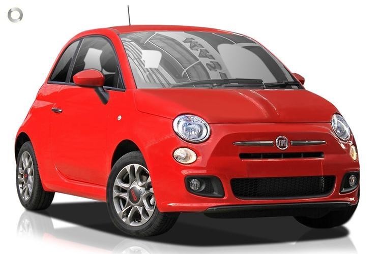 2014 Fiat 500 Series 1 S (Jun. 2013)