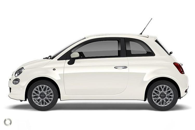 2017 Fiat 500 Pop Auto