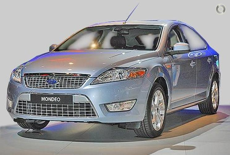 2008 Ford Mondeo MA TDCi Sports Automatic (Oct. 2007)