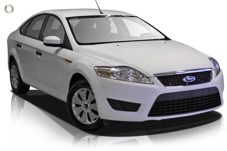 2009 Ford Mondeo MB LX Sports Automatic (Jul.)
