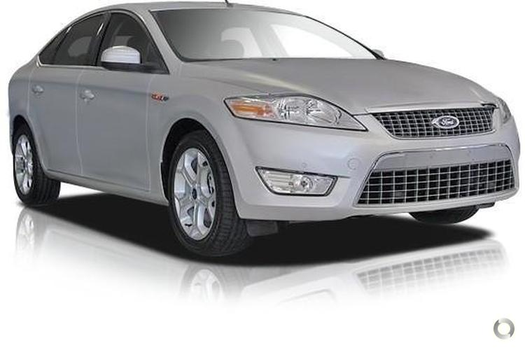 2009 Ford Mondeo MB Zetec Sports Automatic (Jul.)