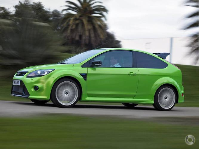 2010 Ford Focus RS LV Manual