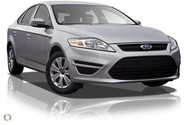 2010 Ford Mondeo MB LX MY11 Sports Automatic