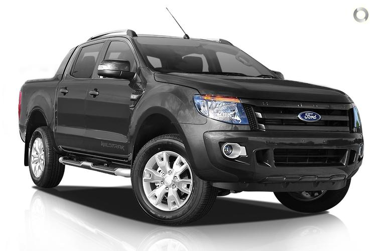 2012 Ford Ranger PX Wildtrak (May.)
