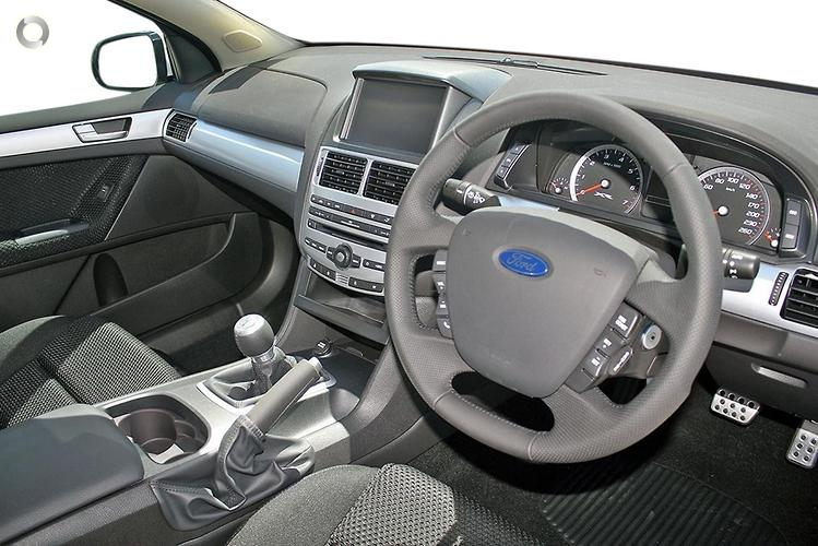 2012 Ford Falcon Ute XR6 Turbo FG MkII Manual Super Cab